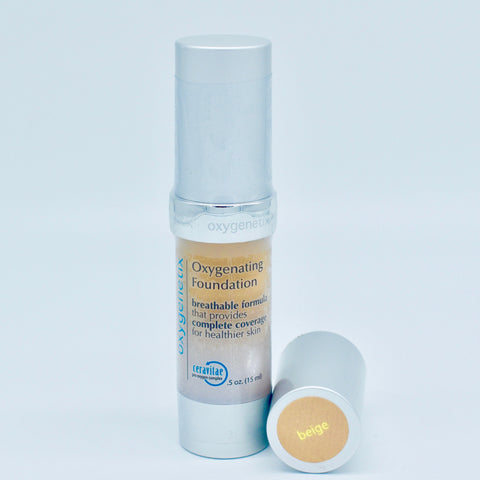 Oxygenetix Oxygenating Foundation Beige .5 oz