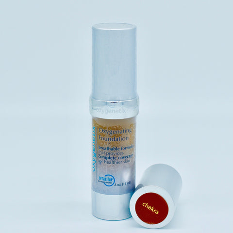 Oxygenetix Oxygenating Foundation Chakra .5 oz