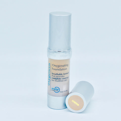 Oxygenetix Oxygenating Foundation Creme .5 oz