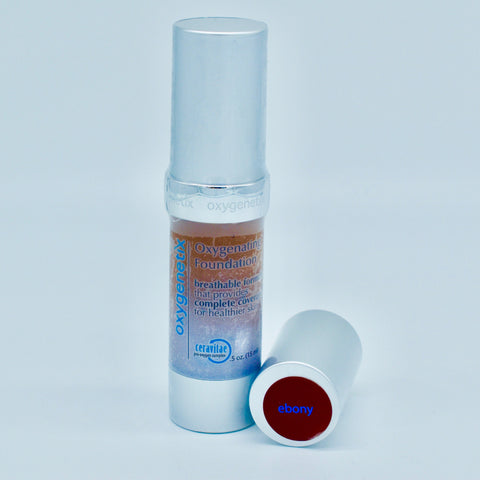 Oxygenetix Oxygenating Foundation Ebony .05 oz