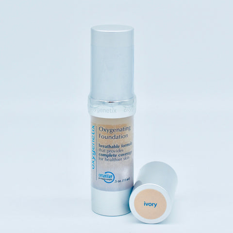 Oxygenetix Oxygenating Foundation Ivory .5 oz