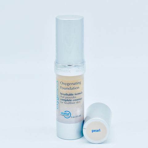 Oxygenetix Oxygenating Foundation Pearl .5 oz