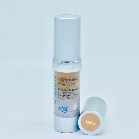 Oxygenetix Oxygenating Foundation Tawny .5 oz