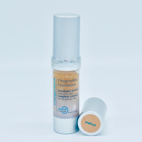 Oxygenetix Oxygenating Foundation Walnut .5 oz