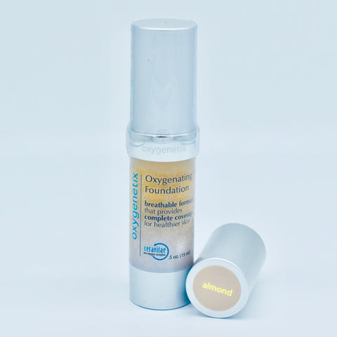 Oxygenetix Oxygenating Foundation Almond .5 oz