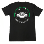 """Always Spaced Out"" Tee"