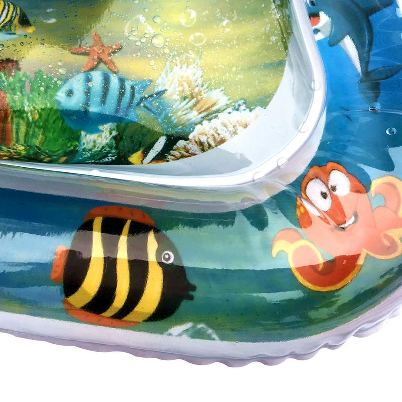 Tummy Time Inflatable Water Mat For Your Little One