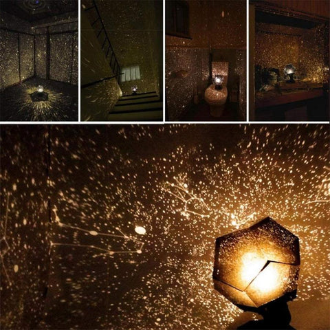 Image of COSMOS LIGHT - magical lamp