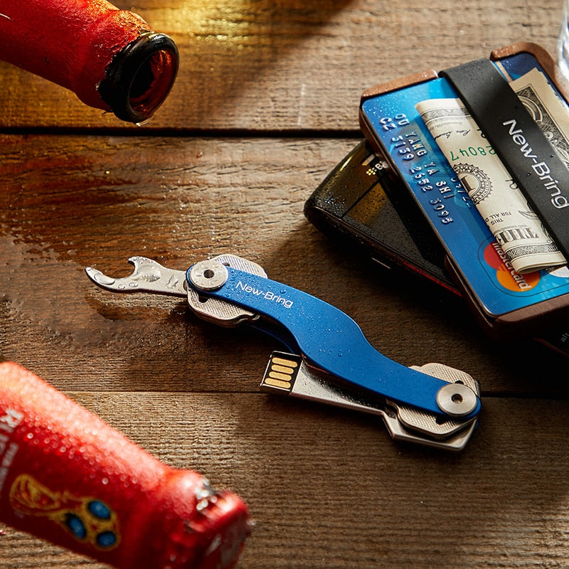 Smart Key ring organizer!
