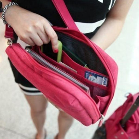 Image of Ultimate Travel Satchel