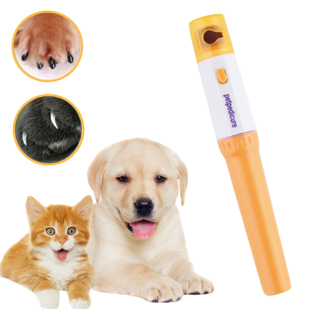 PET PEDICURE - Spa Quality Nail Clipping Treatment for Dogs and Cats, at Home