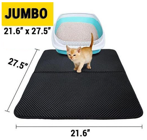 Trap Litter Mat™ - Universal Cat Litter Catcher