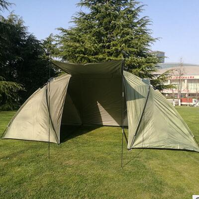 THE MOTHER TENT - two bedroom camp for 4 person