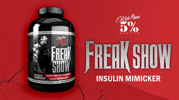 Freak Show - Insulin Mimicker Product Explainer