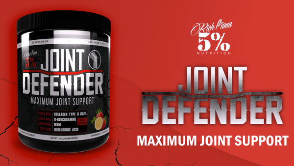 Joint Defender - Advanced Joint Support Product Explainer