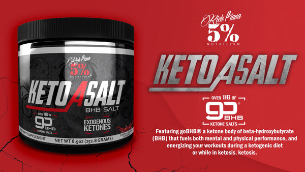 Keto aSalt - BHB Salts Product Explainer