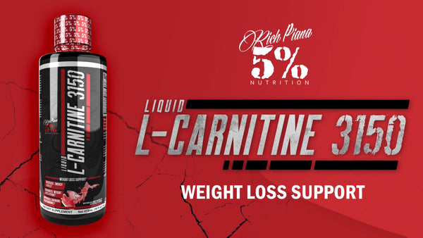 L-Carnitine 3150 - Weight Loss Support Product Explainer