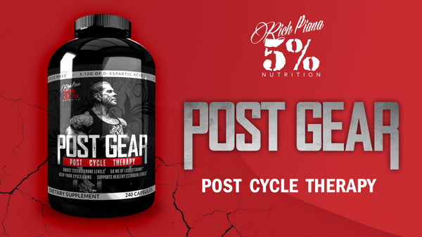 Post Gear - Post Cycle Therapy Product Explainer
