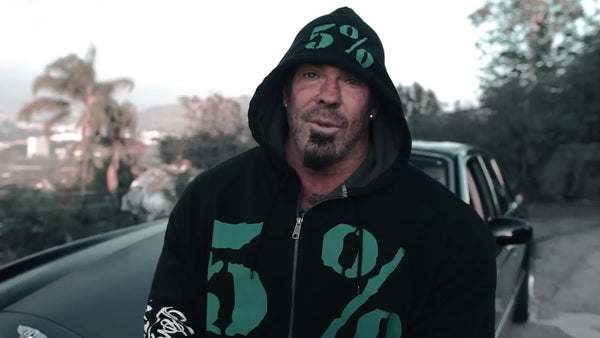Rich Piana Business Motivation for 5 Percenters