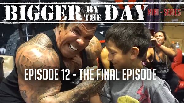 Bigger By The Day Episode 12: The Final Episode