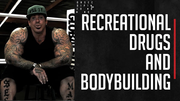 Using Recreational Drugs While Bodybuilding