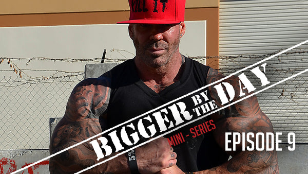 Bigger The The Day Episode 9