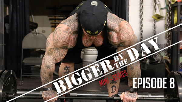 Bigger By The Day Episode 8