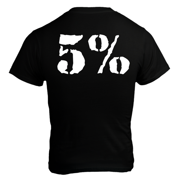 Love It Kill It, Black T-Shirt with White Lettering