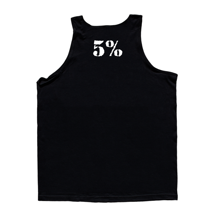 Whatever It Takes, Black Tank Top with White Lettering