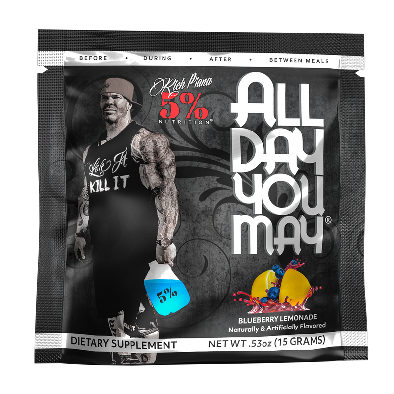All Day You May (Sample)