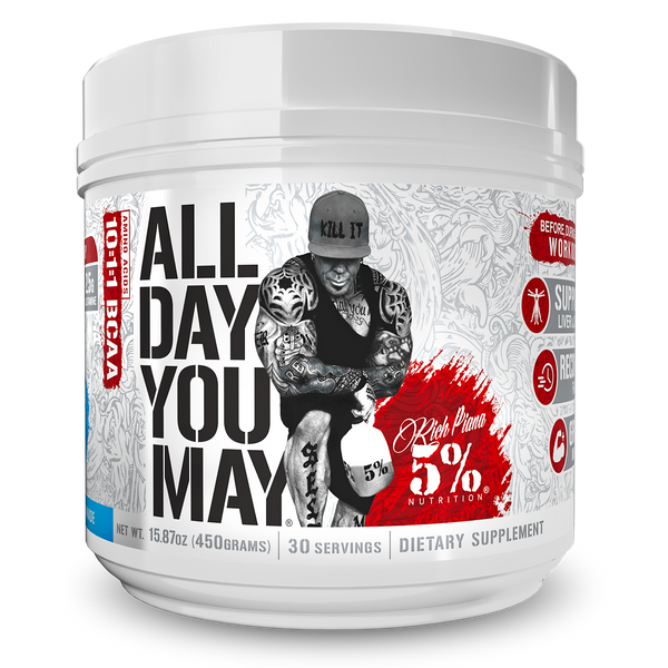 All Day You May 10:1:1 BCAA Recovery Drink