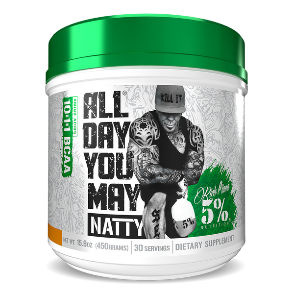 All Day You May Natty Ratio BCAA Recovery Drink (intl)