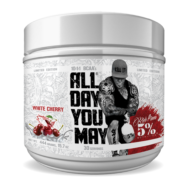All Day You May Limited Edition - White Cherry