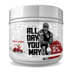All Day You May Limited Edition - White Cherry (intl)