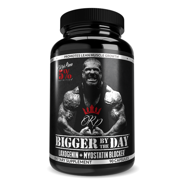 Bigger By The Day, Muscle Builder (intl)