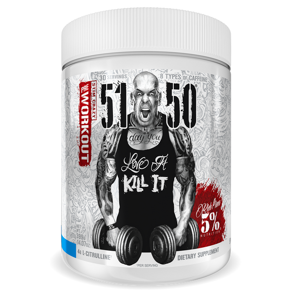 5150 High Stimulant Pre-Workout: Legendary Series