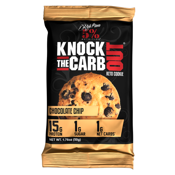 Knock The Carb Out Keto Cookies (Box of 10)