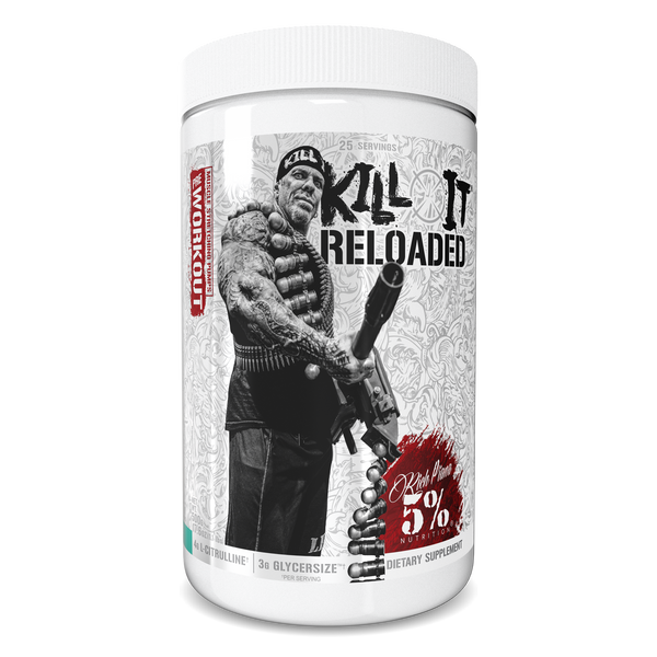 Kill It Reloaded Pre-Workout: Legendary Series