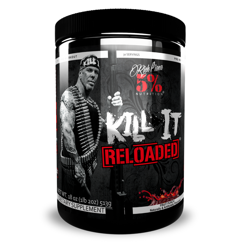 Kill It Reloaded Pre-Workout (intl)