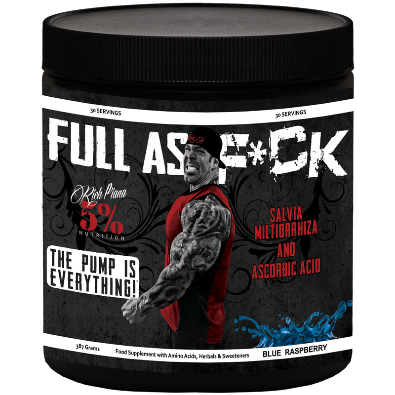 Full As F*ck Nitric Oxide Booster