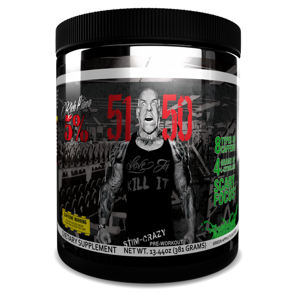 5150 High Stimulant Pre-Workout