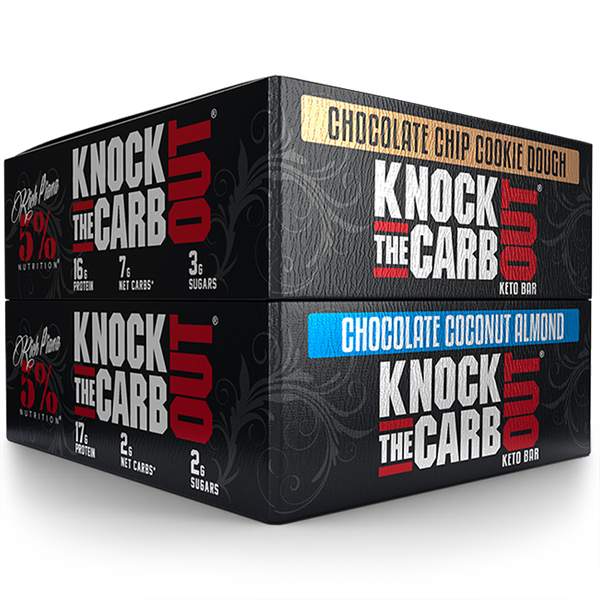 Knock the Carb Out Box (10 Bars)