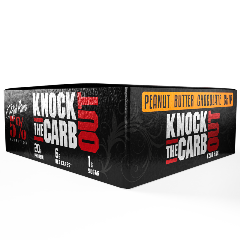 "Knock the Carb Out ""KTCO"" Box (10 Bars)"