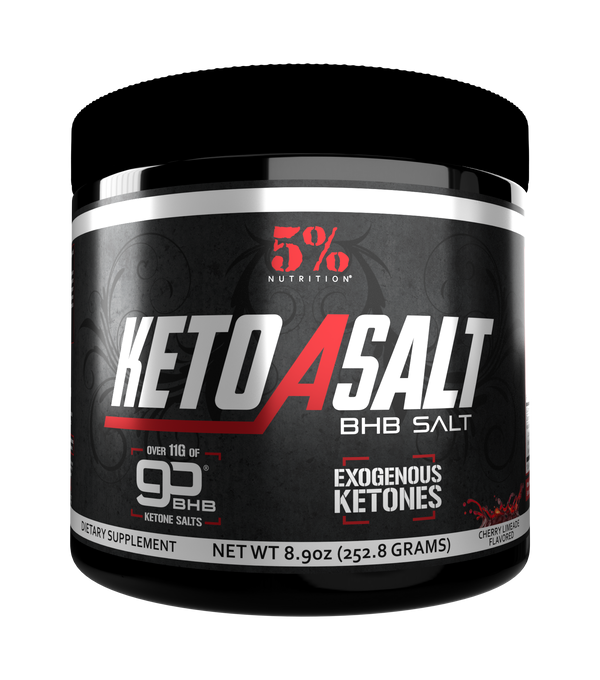 Keto aSALT with goBHB Salts (intl)