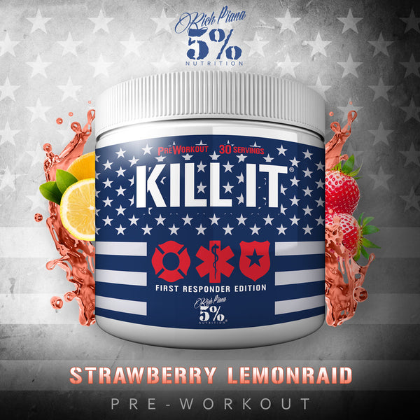 Kill It Special Edition for First Responders