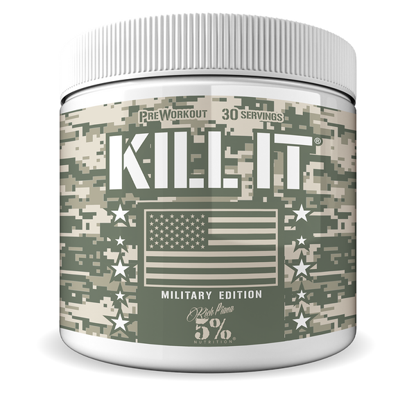 Kill It Special Edition for Military & Veterans