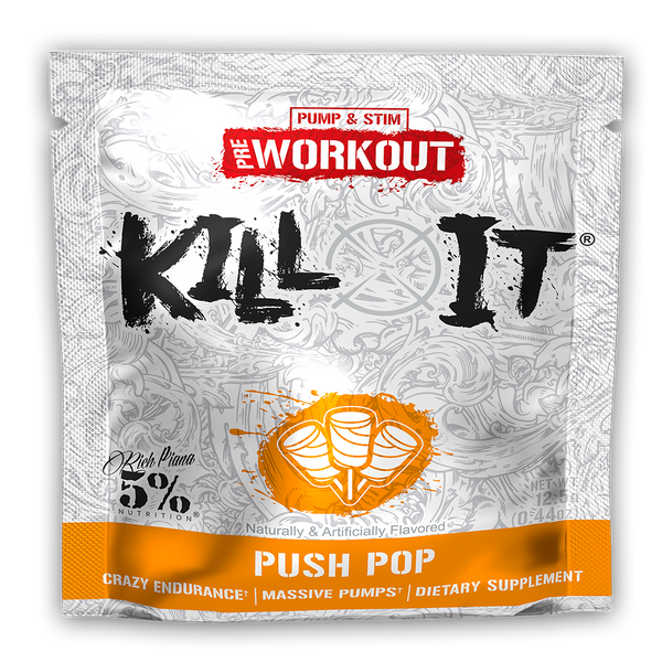 Legendary Series, Kill It Pre-Workout (Sample)