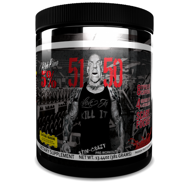 5150 High Stimulant Pre-Workout (intl)