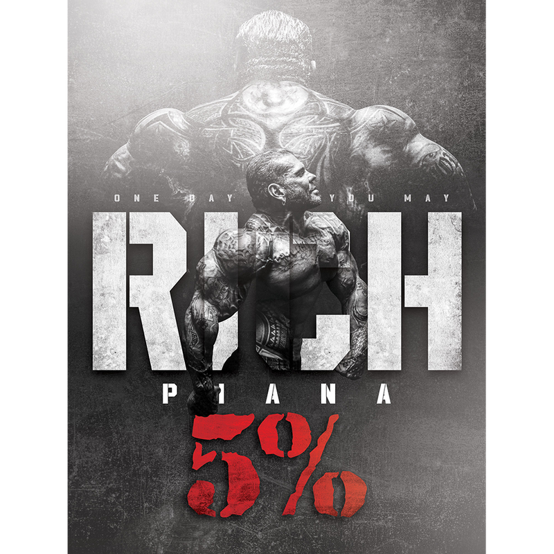 Wall Poster: Rich Piana - One Day You May