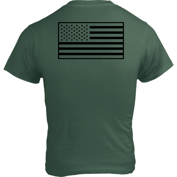 Military Green, Veteran's Day T-Shirt